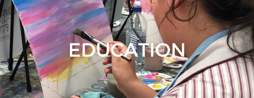 art classes for children melbourne